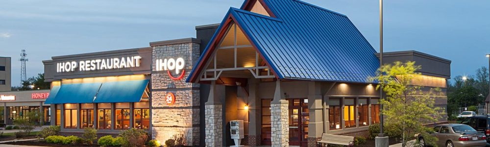 IHOP Restaurant rebranding photographed for Dine Equity.